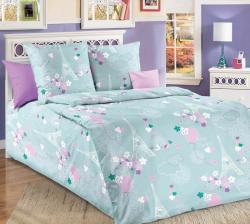 Купить постельное белье из бязи «Романтика 3» (1.5 спальное)