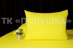 Купить желтые махровые наволочки на молнии во Владимире