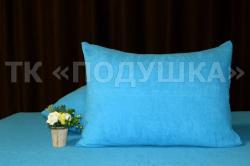 Купить голубые махровые наволочки на молнии во Владимире
