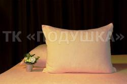 Купить персиковые махровые наволочки на молнии во Владимире
