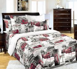 Купить постельное белье из бязи «Лондон 1» во Владимире