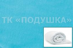 Купить голубой трикотажный пододеяльник во Владимире