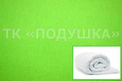 Купить салатовый трикотажный пододеяльник во Владимире