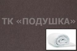 Купить коричневый трикотажный пододеяльник во Владимире