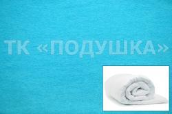 Купить бирюзовый махровый пододеяльник  во Владимире