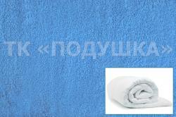 Купить голубой махровый пододеяльник  во Владимире